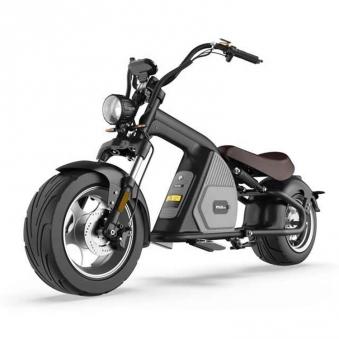 E-Roller Elektroroller Chopper Mr. Harley C80-45 schwarz Bild 1