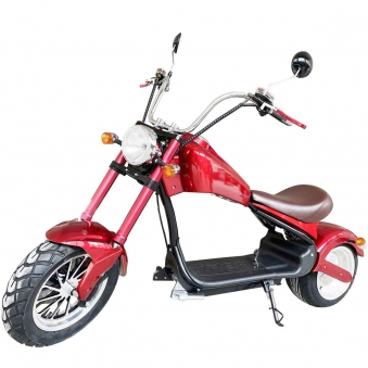 Electro-Roller C2 Mr.Harley City Chopper E-Roller Bild 1