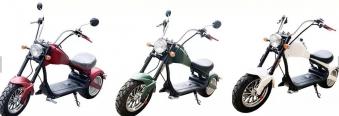Electro-Roller C2 Mr.Harley City Chopper E-Roller Bild 6