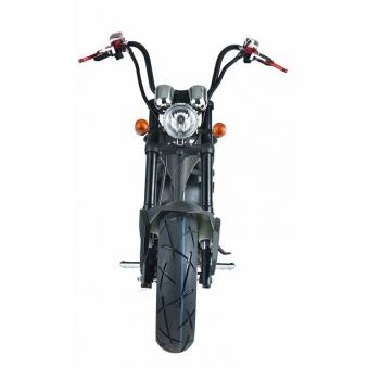 Elektromoped, Elektroroller, E-Roller, Elektrochopper C9 Mr. Harley Bild 5