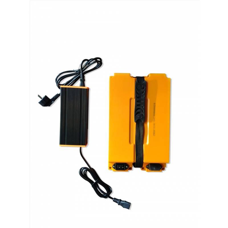 Elektroroller / E-Roller Futura One anthrazit Lithium-Akku 2000 Watt Bild 8