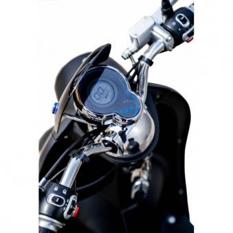 Elektroroller / E-Roller Futura One anthrazit Lithium-Akku 2000 Watt Bild 2