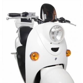 Elektroroller / E-Roller Futura One weiß Lithium-Akku 2000 Watt Bild 5