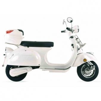 Elektroroller / E-Roller Ginabella  Classico LI weiß 3000 Watt Bild 2