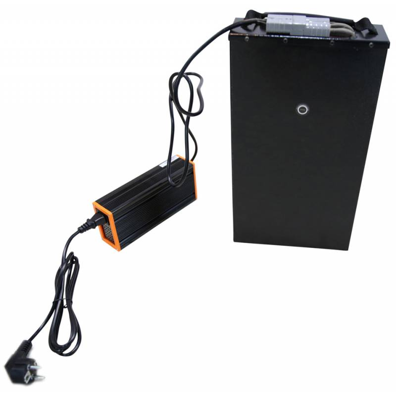 Elektroroller / E-Roller Ginabella LI grau Lithium-Akku 3000 Watt Bild 6