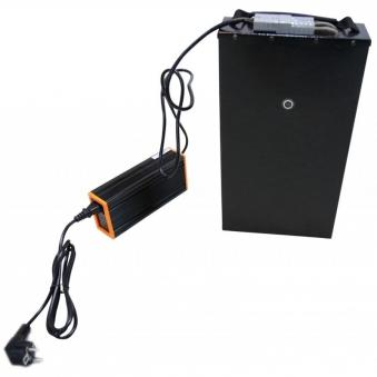 Elektroroller / E-Roller Hawk 3000 LI anthrazit Lithium-Akku 3000W Bild 5