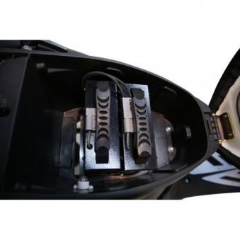 Elektroroller / E-Roller Hawk 3000 LI grau/rot Lithium-Akku 3000W Bild 7