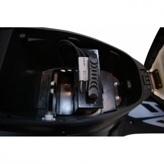 Elektroroller / E-Roller Hawk 3000 LI mattschwarz Lithium-Akku 3000W Bild 3