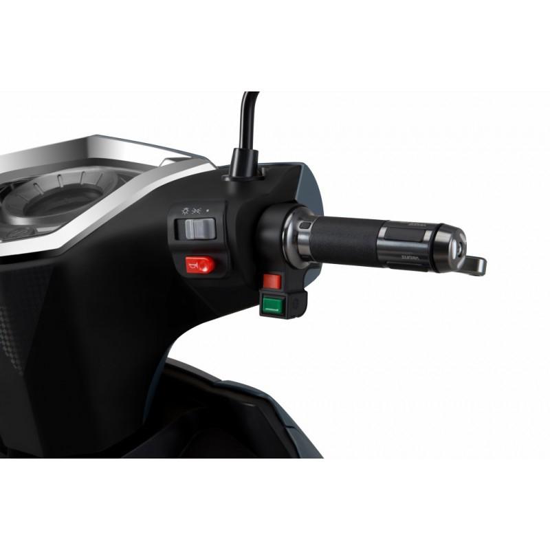 Elektroroller / E-Roller Hawk 3000 LI schwarz/rot Lithium-Akku 3000W Bild 5