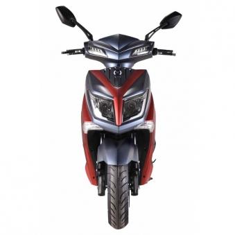 Elektroroller / E-Roller Hawk 3000 LI schwarz/rot Lithium-Akku 3000W Bild 4