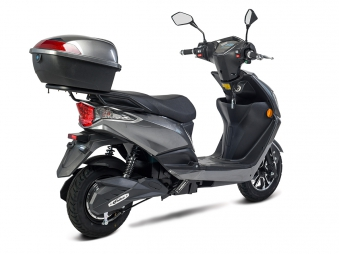 Elektroroller, E- Roller, Motorroller Siegurd1 grau 2000 Bild 5