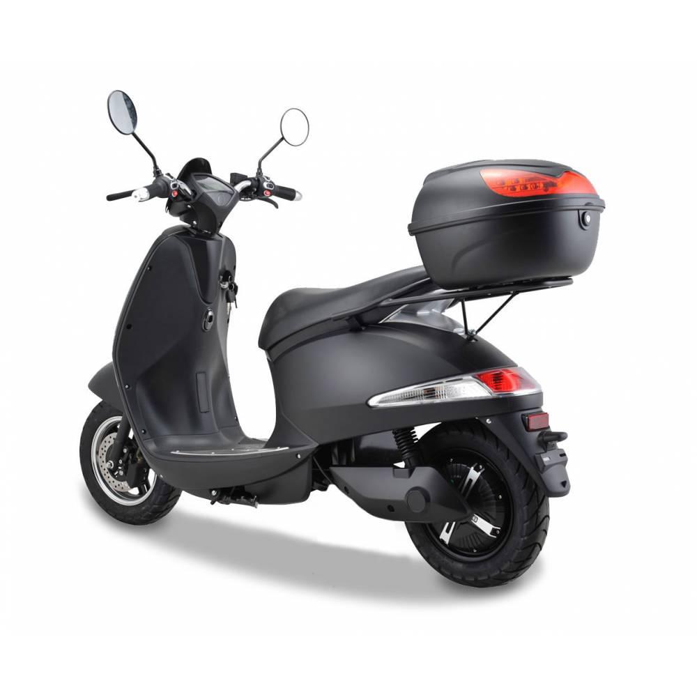 Elektroroller Motorroller Boschmotor Gina 45 - 25 km/h schwarz Bild 2
