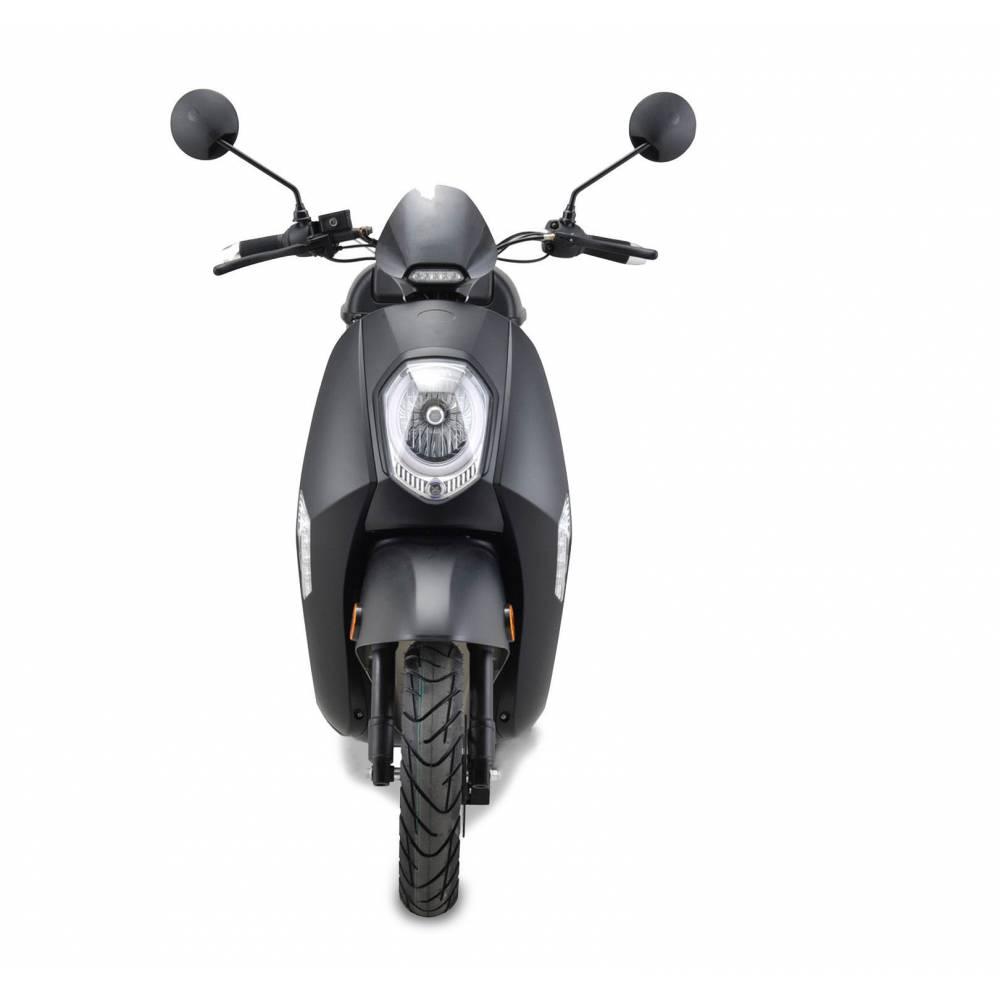 Elektroroller Motorroller Boschmotor Gina 45 - 25 km/h schwarz Bild 3