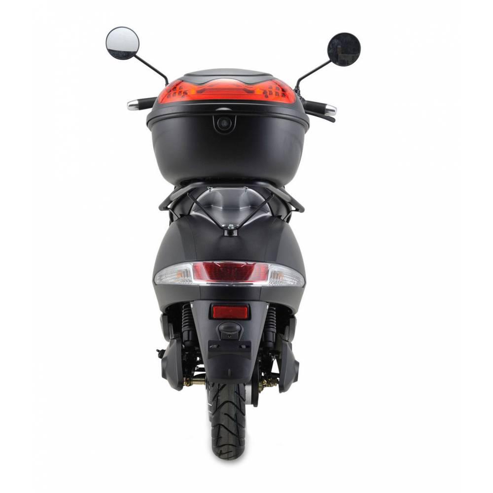 Elektroroller Motorroller Boschmotor Gina 45 - 25 km/h schwarz Bild 5