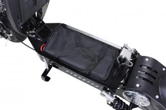 Elektroroller S20 schwarz mit Zulassung / E-Roller mit Sitz Bild 14