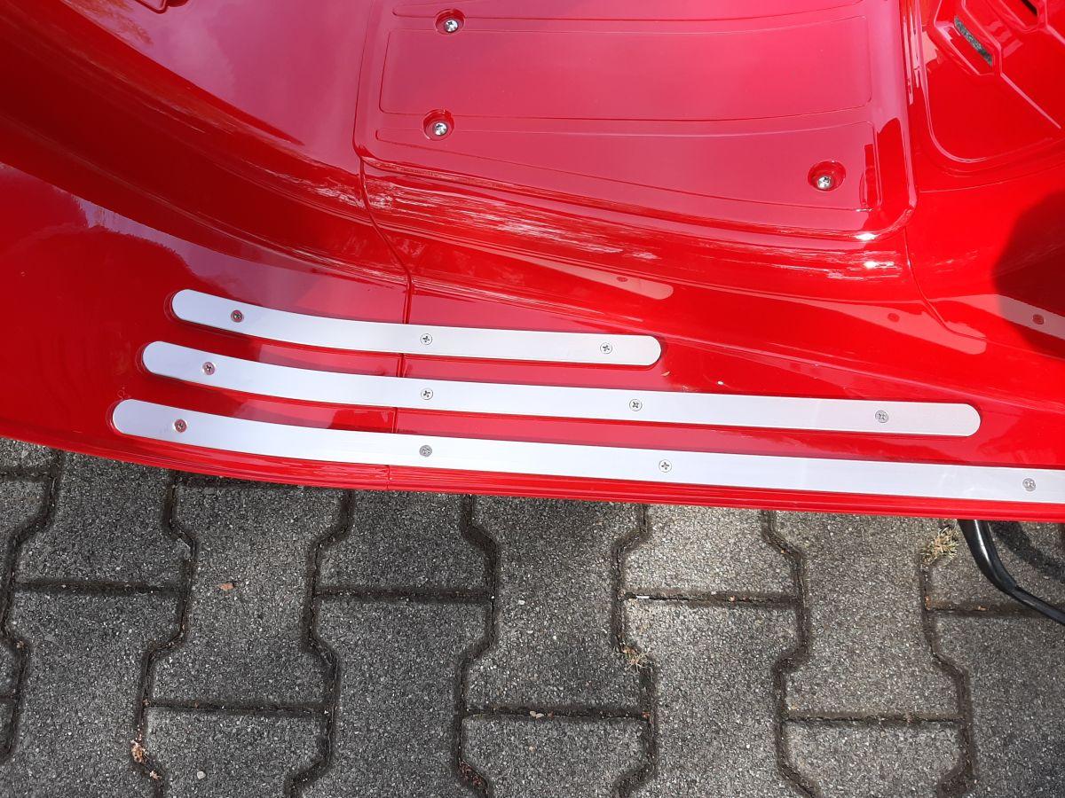 Elektroroller Sexi Ginabella Reichweite bis 120KM 2800-120 rot Bild 11