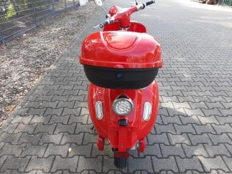 Elektroroller Sexi Ginabella Reichweite bis 120KM 2800-120 rot Bild 2