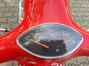 Elektroroller Sexi Ginabella Reichweite bis 120KM 2800-120 rot Bild 10