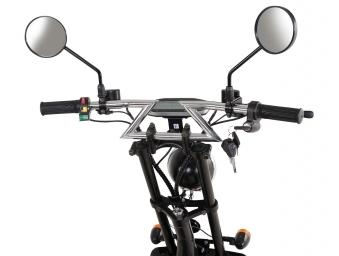 Elektroroller edi Chopper Harley Two 1500W blau Bild 12
