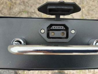 Ersatz - Zusatz Batterie für Elektroroller Mr. Harley Chopper 60V 20AH Bild 3