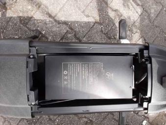 Ersatz - Zusatz Batterie für Elektroroller Mr. Harley Chopper 60V 20AH Bild 4