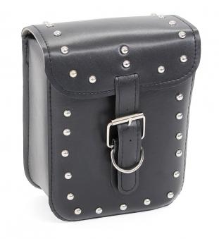 Gepäcktasche Lederoptik für Elektroroller Harley 2-1500 vorn Bild 1