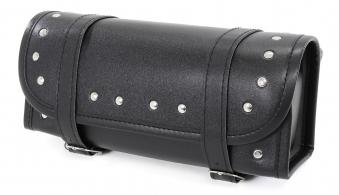 Gepäcktasche Lederoptik für Elektroroller Mr Harley hinten Bild 1