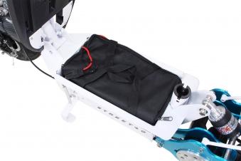 Mister ED Elektroroller S40 weiss mit Zulassung / E-Roller mit Sitz Bild 14