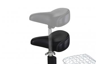 Mister ED Elektroroller S40 weiss mit Zulassung / E-Roller mit Sitz Bild 10