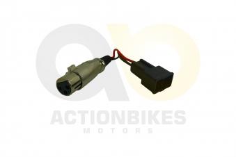 Ladestecker für Batteriepack eFlux Externer