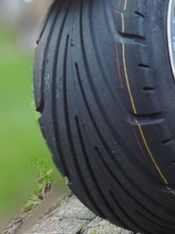 Reifen 215/40 - 12 Citi Cruiser City Twister hinten Bild 1