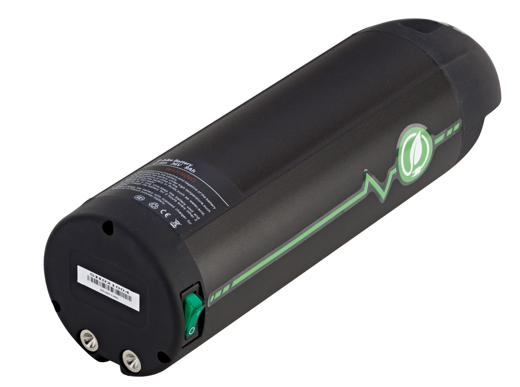 Ersatzakku e-novation LI-Ionen 36V / 9Ah E-Bike / MTB-Elektrofahrrad Bild 1