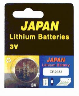 Batterie CR 2032 Bild 1