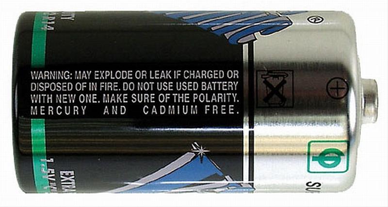 Batterie Sony 12 V Bild 1
