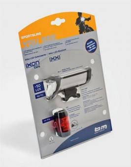 Batteriebeleuchtungsset Ixon Core/Ixxi Bild 1