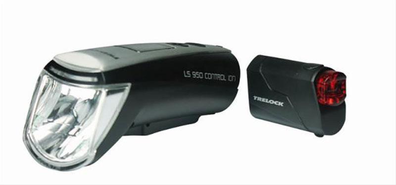 Batteriebeleuchtungsset 'Trelock LS 950/LS 720' Bild 1