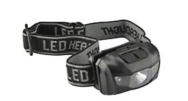 LED Kopflampe Freizeit LED Kopfleuchte Bild 1