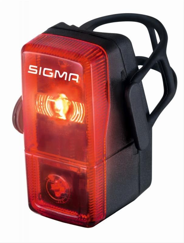 LED Rücklicht 'Sigma Cubic' Bild 1