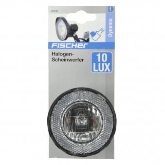 Fischer Fahrradbeleuchtung Dynamo / Halogen-Scheinwerfer Bild 2