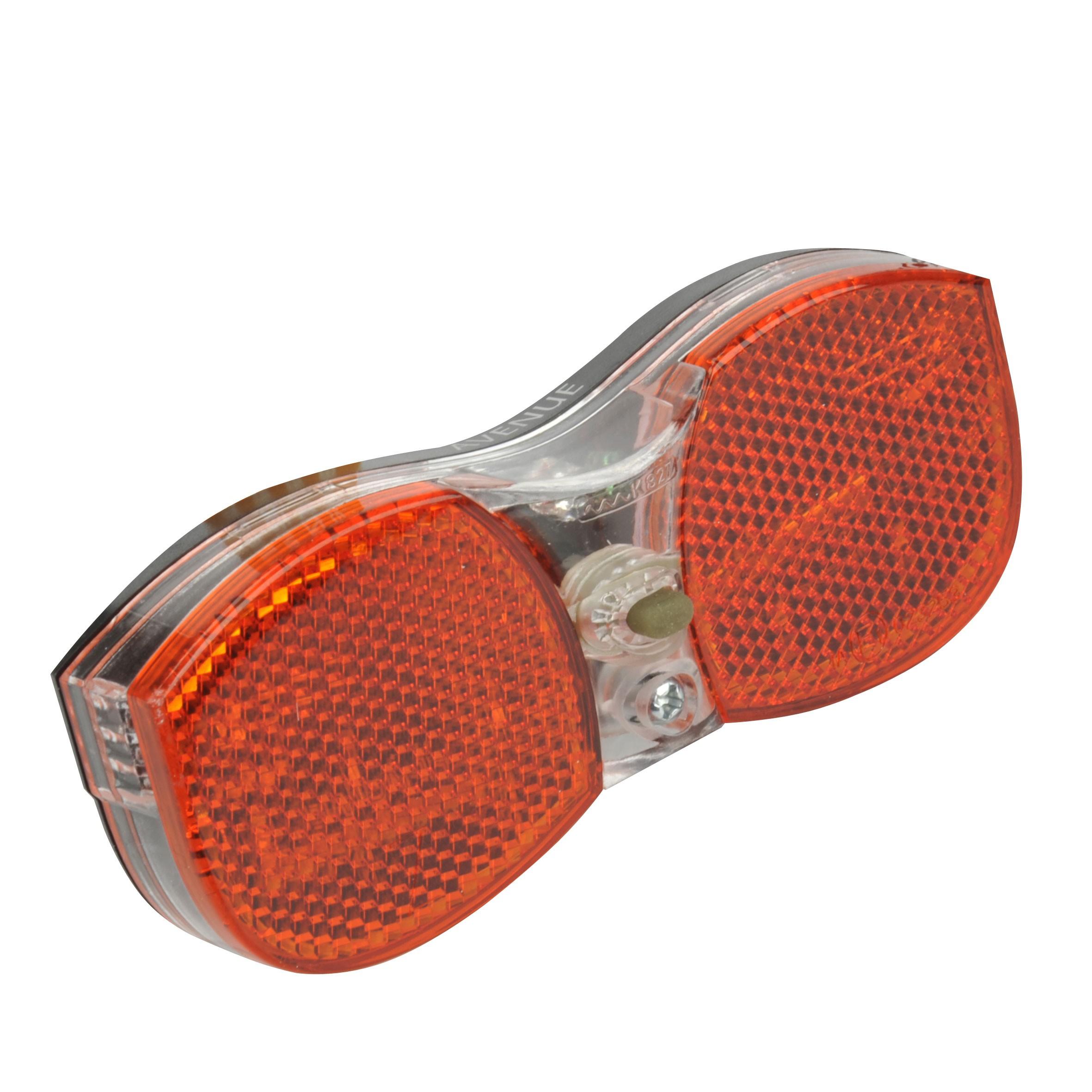 Fischer Fahrradbeleuchtung / LED Rückleuchte für Gepäckträger Bild 1