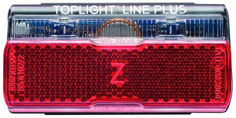 Gepäckträgerrücklicht Toplight Line plus Bild 1