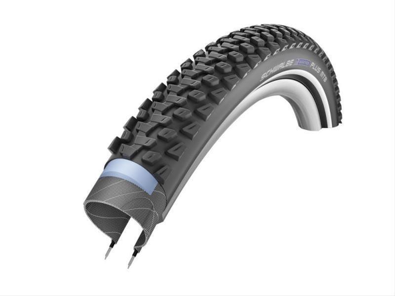Reifen 27,5 x 2,25 Marathon Plus MTB Reflex Bild 1
