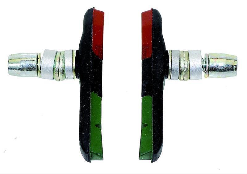 Bremsschuhe V-Brake 3-farbig Pro Max Bild 1