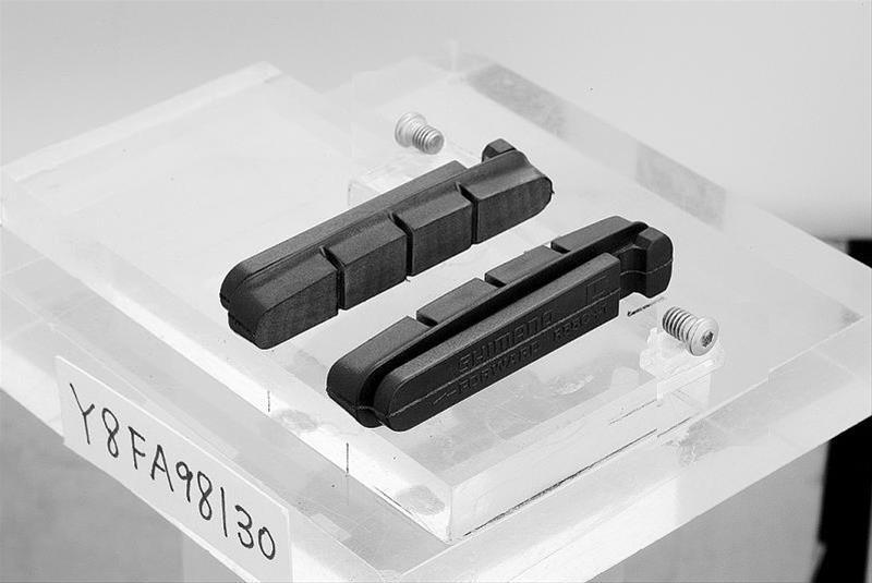 Ersatzbeläge Cartridge 'Shimano DA/Ultegra' Bild 1