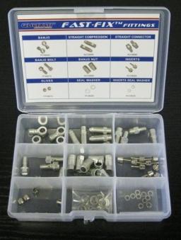 Scheibenbrems-Ersatzteilbox Bild 1