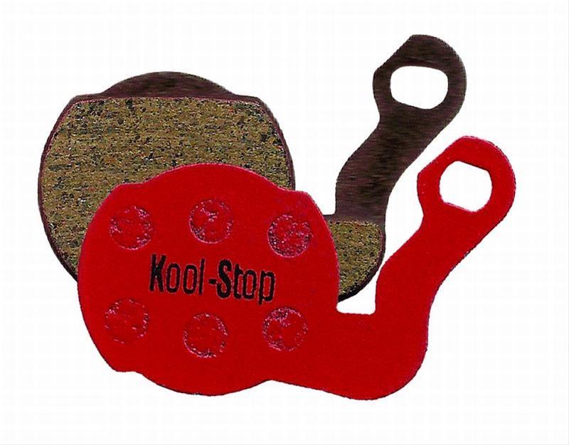 Scheibenbremsbeläge ' Kool Stop ' KS D 150 Bild 1