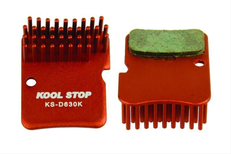 Scheibenbremsbeläge ' Kool Stop ' gesintert KS D 630K Bild 1