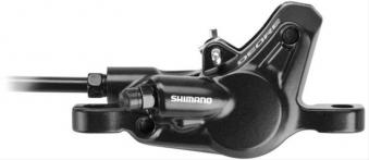 Scheibenbremse 'Shimano Deore' hinten Bild 1