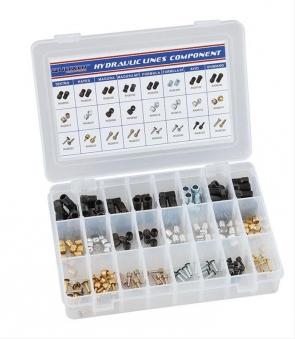 Scheibenbremsersatzteilbox 240 Teile Bild 1