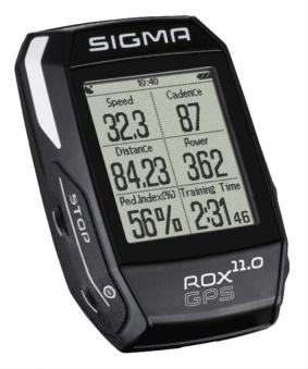 Computer Sigma Sport Rox 11.0 GPS Black SET Bild 1